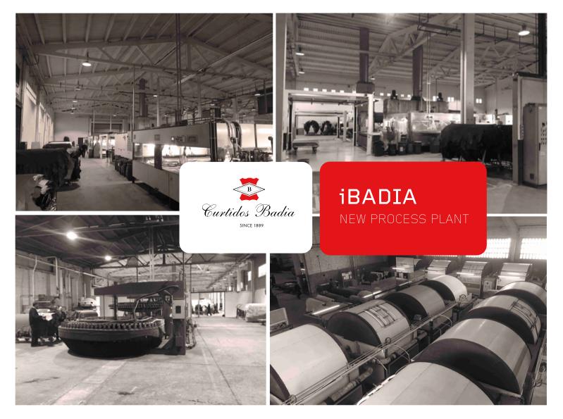 Curtidos Badia inaugura planta de producción