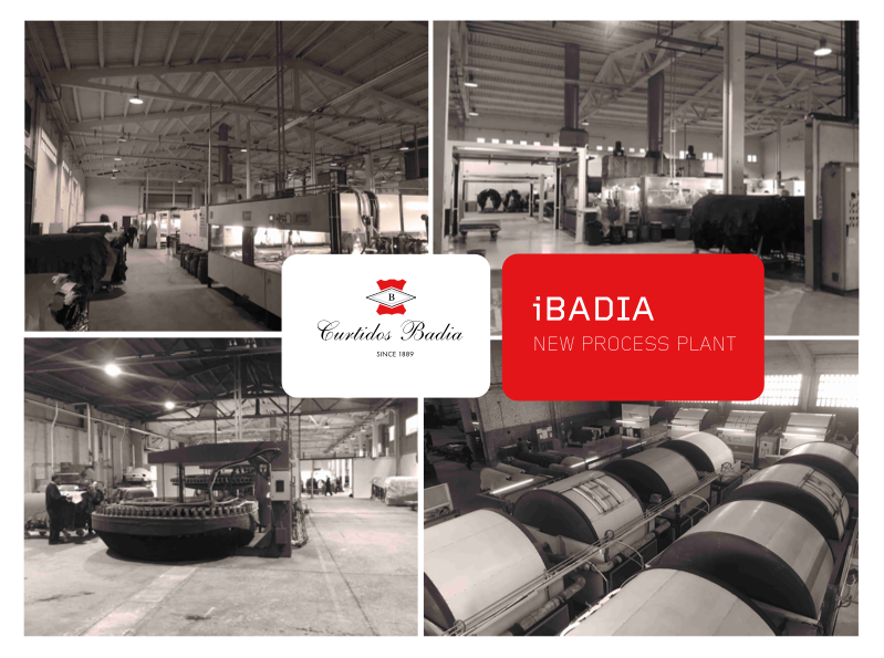 Curtidos Badia opens a new production plant